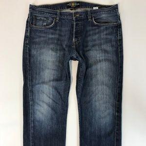 Lucky Brand Men Jeans 38X30 221 Original Straight